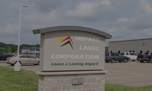 Welcome to Impact Label Corporation's New Website