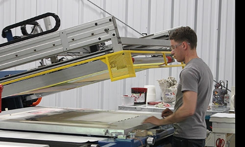 The Many Advantages of Industrial Screen Printing from Impact Label