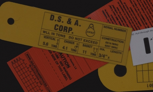 An Overview of Sling Tags from Impact Label, the Premier Custom Label Manufacturer
